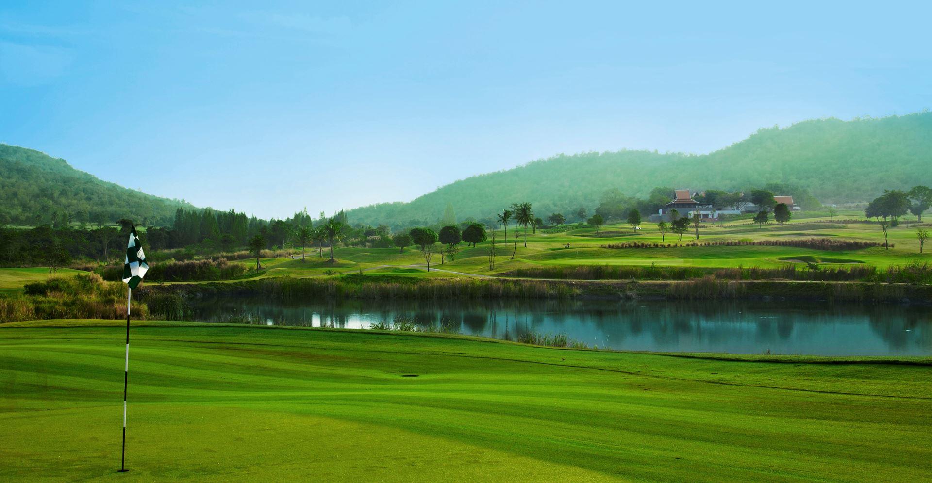 Banyan Golfclub Hua Hin, hole 15