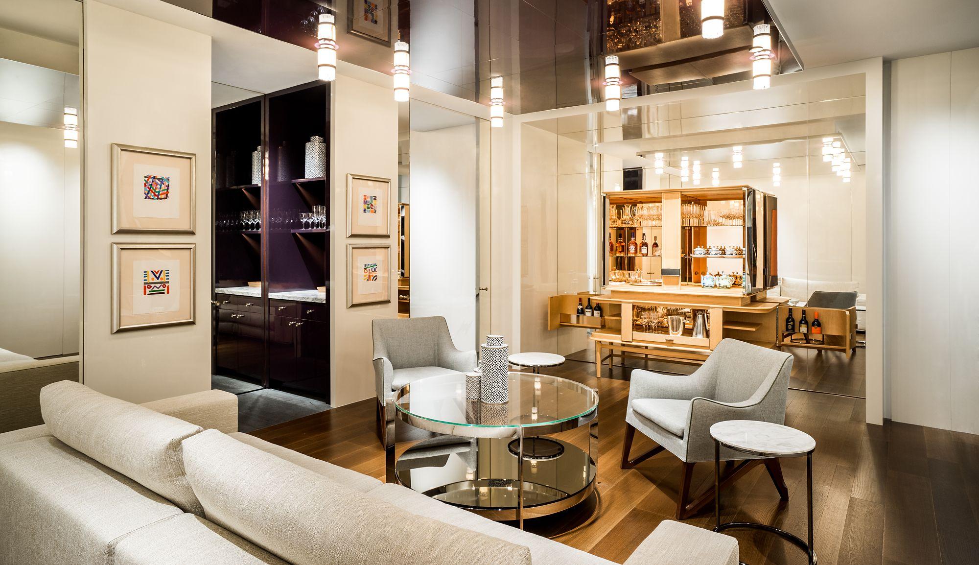 Ritz Carlton Millenium Singapore rooms