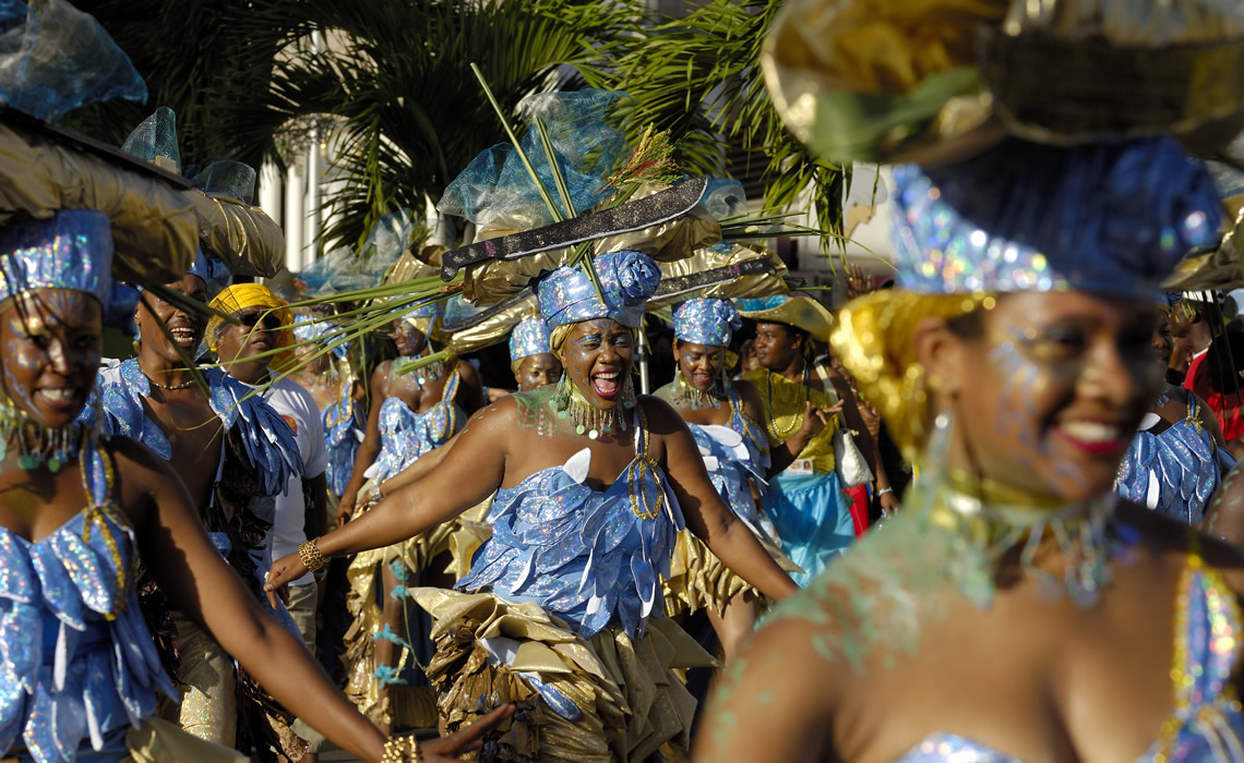 Guadeloupe Carneval