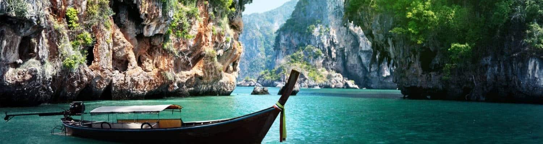 Drømmerejsen, her Thailand