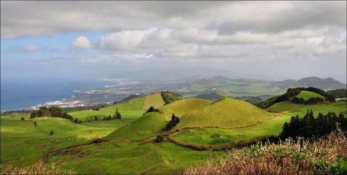 Azorerne, de mange øer - intro