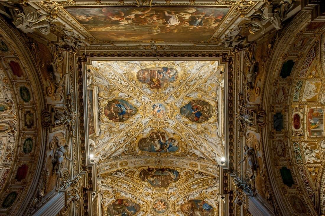 Cathedral of Santa Maria Maggiore Bergamo