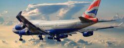 British Airways Boeing_747-400