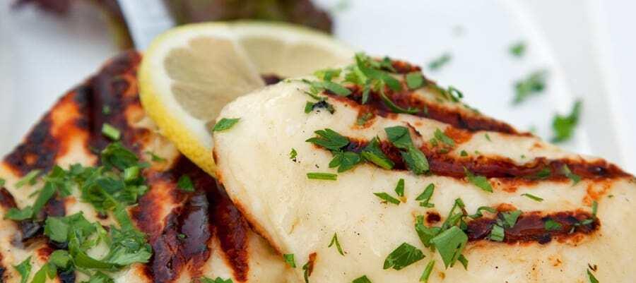 Rejser til Cypern grillet lokal ost