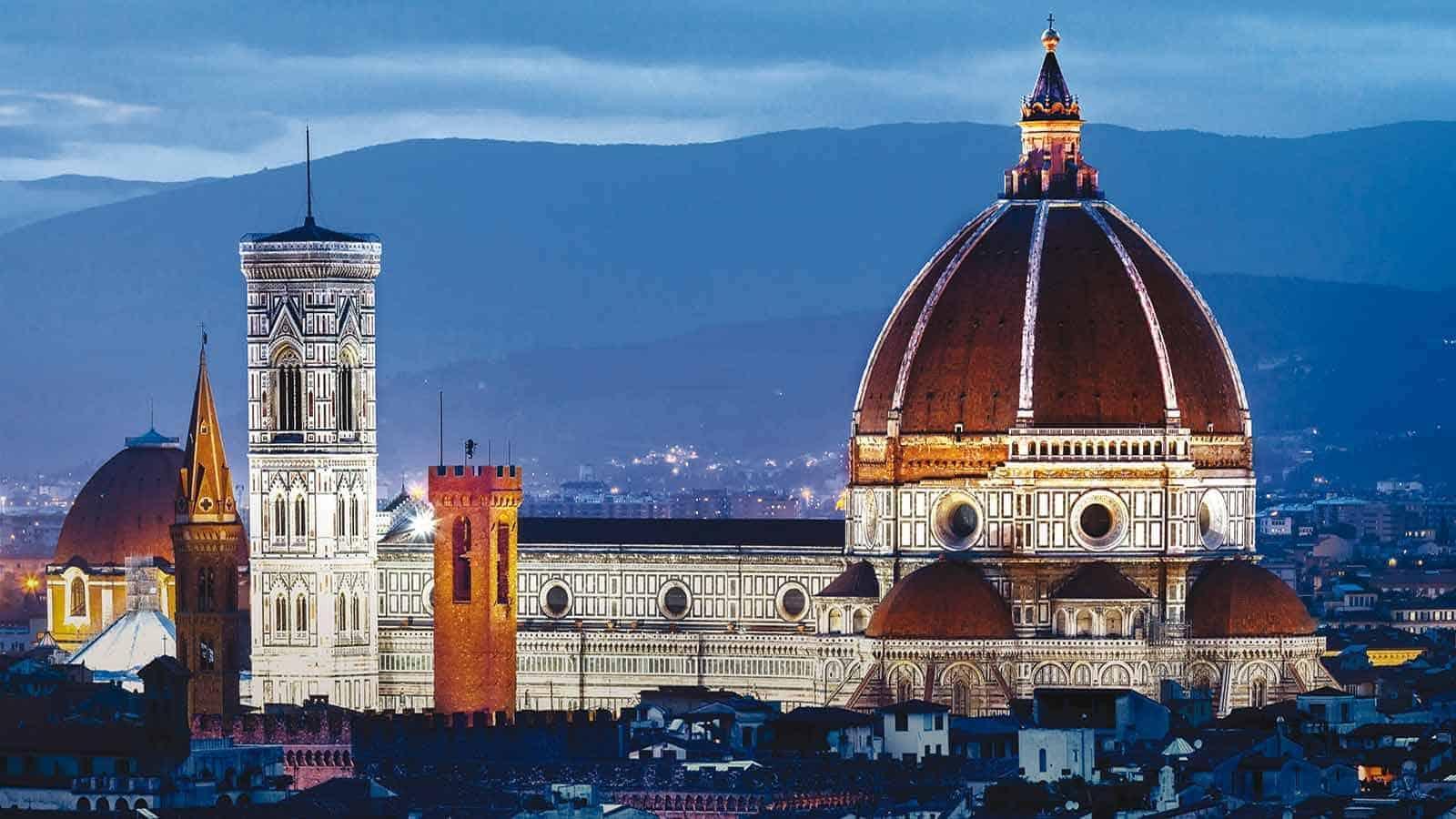 Firenze Italien intro