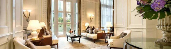 Fullerton Hotel, et luksus hotel i Singapore med historie og aura