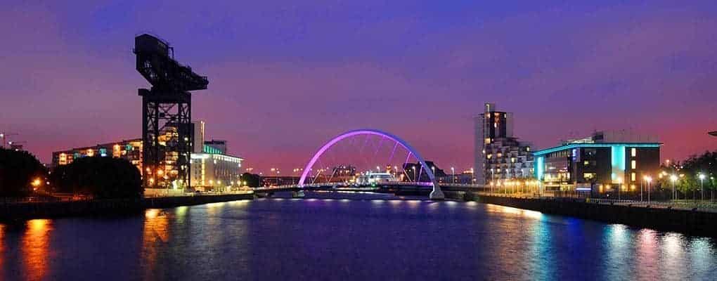 Glasgow, en moderne storby