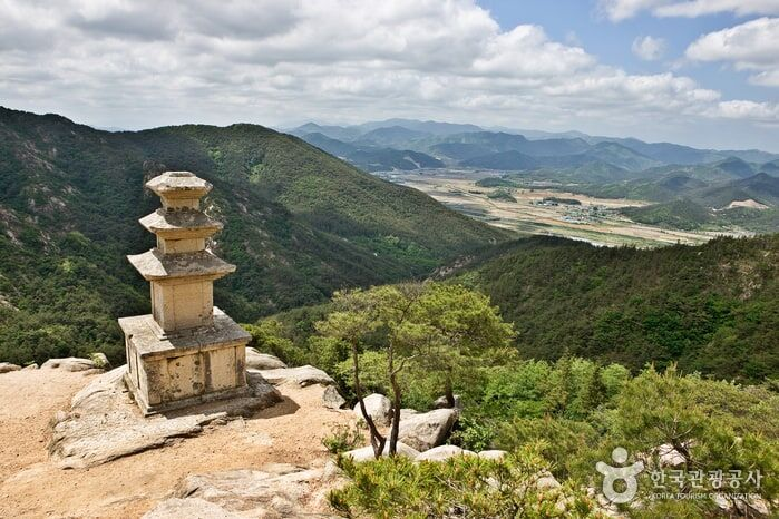 Gyeongju-Sydkorea