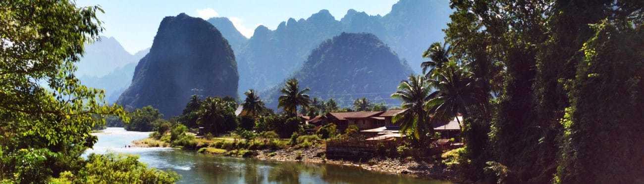 Laos Backpacker
