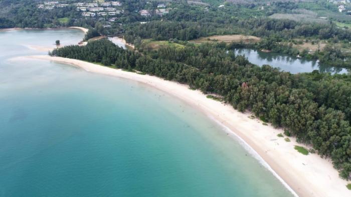 Layan beach thailand