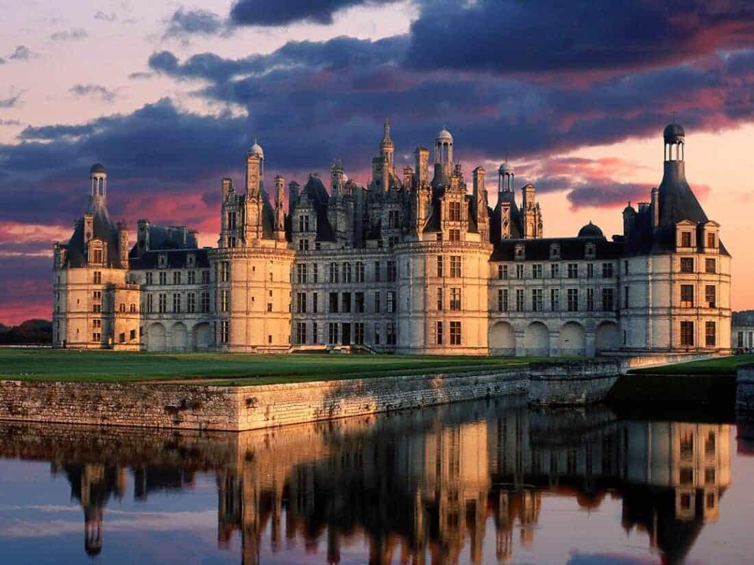 Loire-Château-de-Chambord