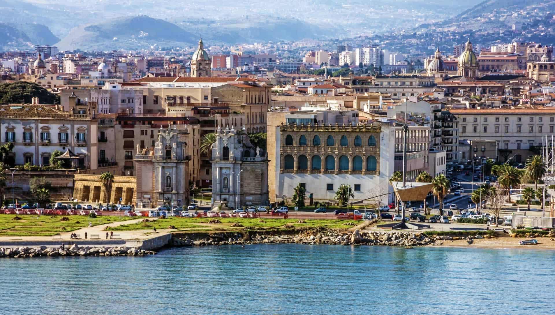 Palermo seaside