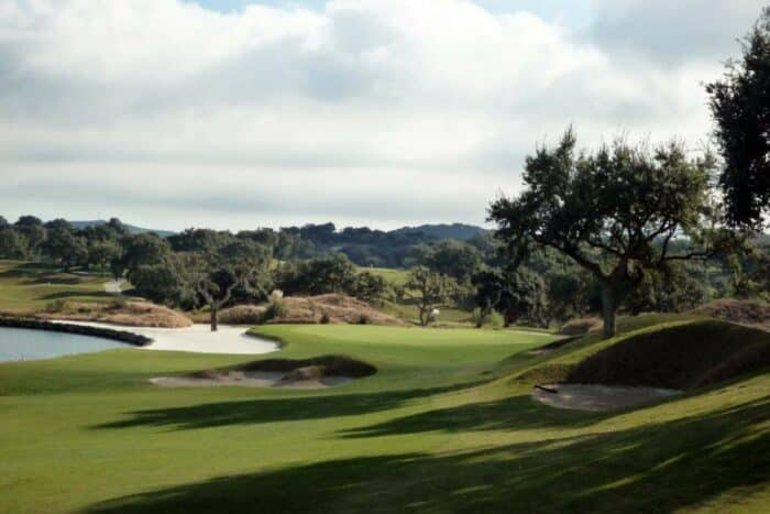 San Roque new course hul 7