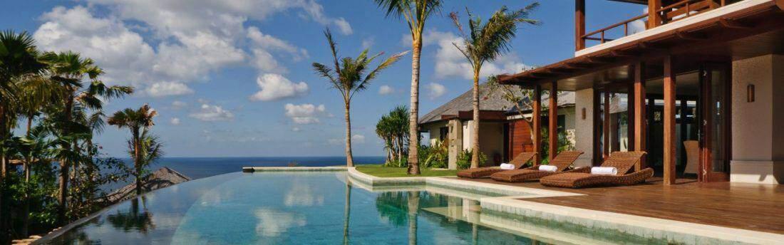 The Ungasan Clifftop Resort på Bali