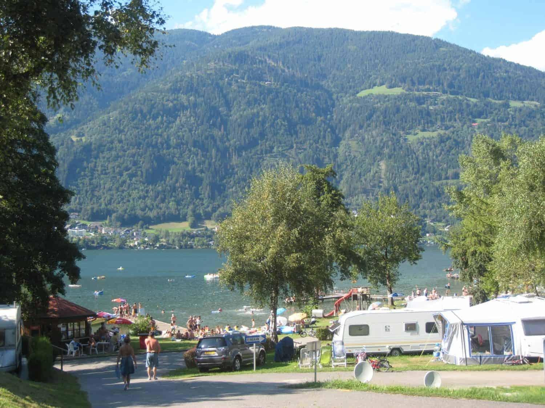 camping i hele verden