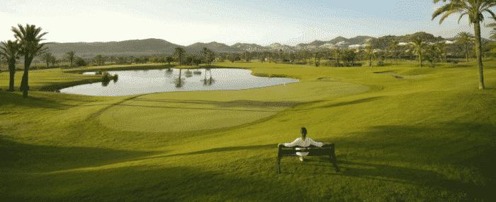 La Manga golfbane