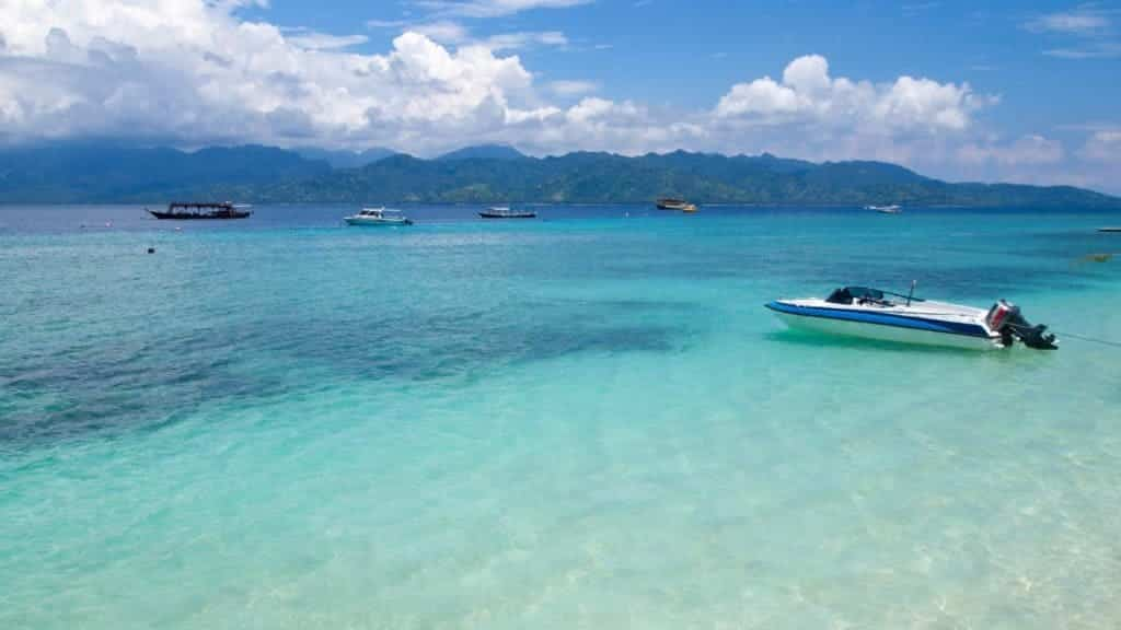 lombok-Indonesien