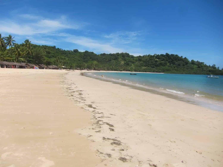 madagaskar uberørt strand, velkommen