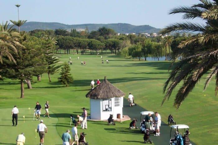 Costa del Sol´s bedste golfbaner
