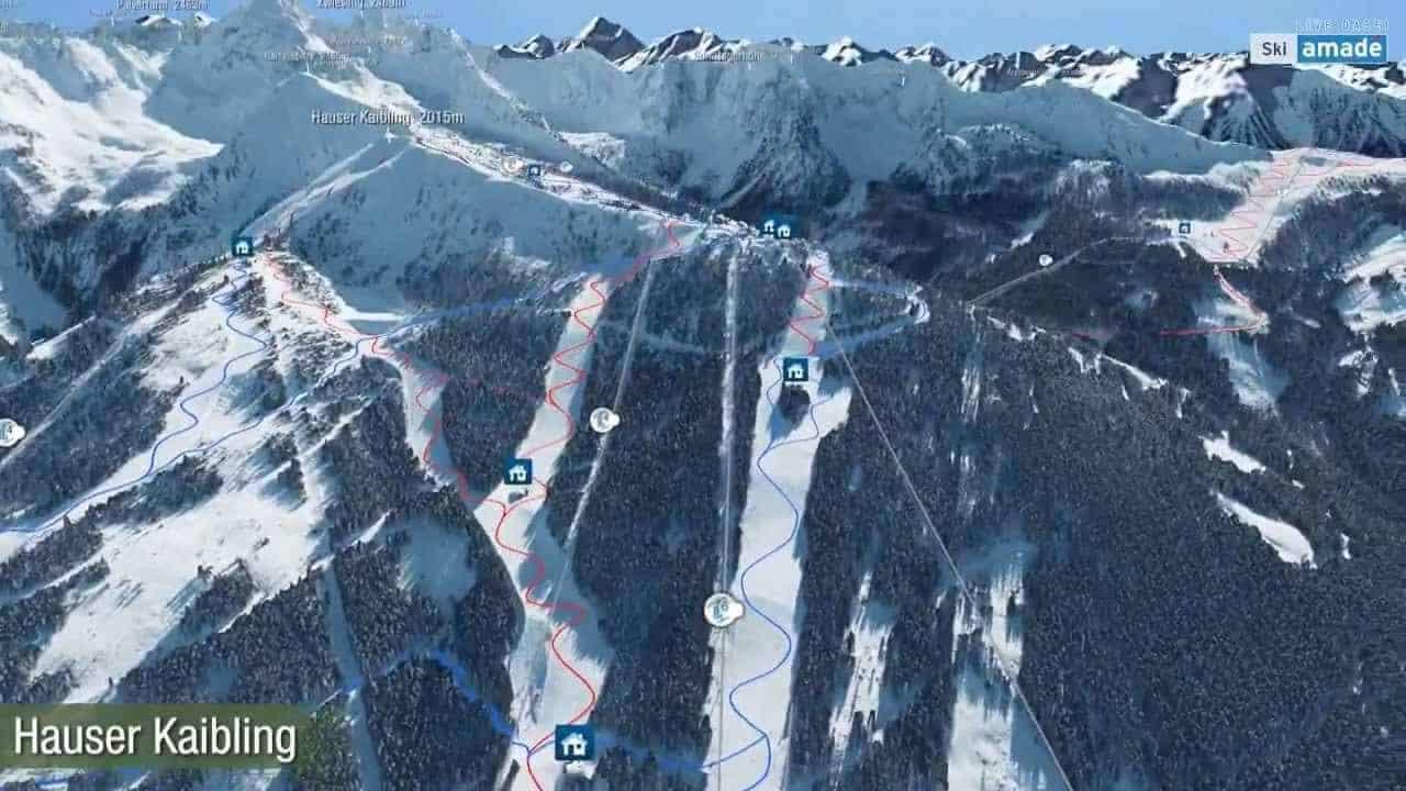 4-Berge-Skischaukel Schladming