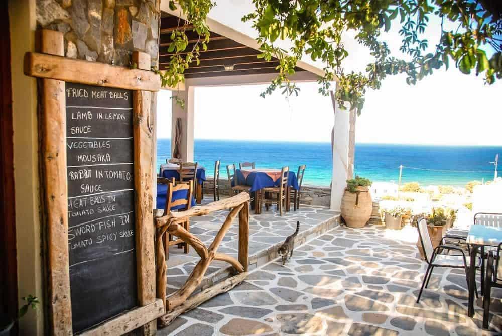Grækenland god mad og hygge