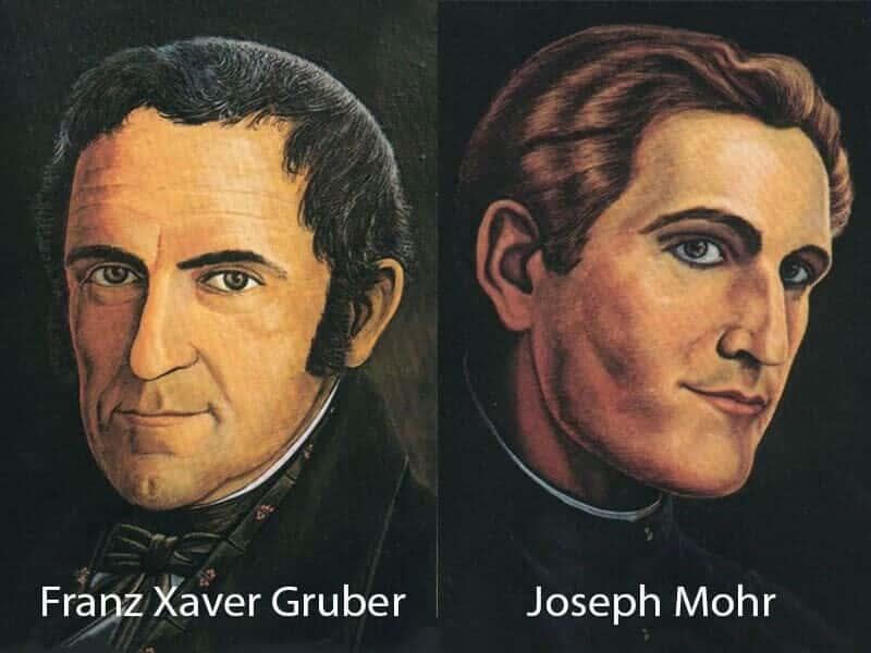 Xaver og Mohr, Stille nacht