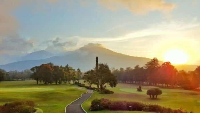 Handara Golf Bali
