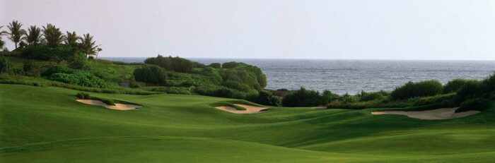 Nirwana golf course Bali Greg Norman 2