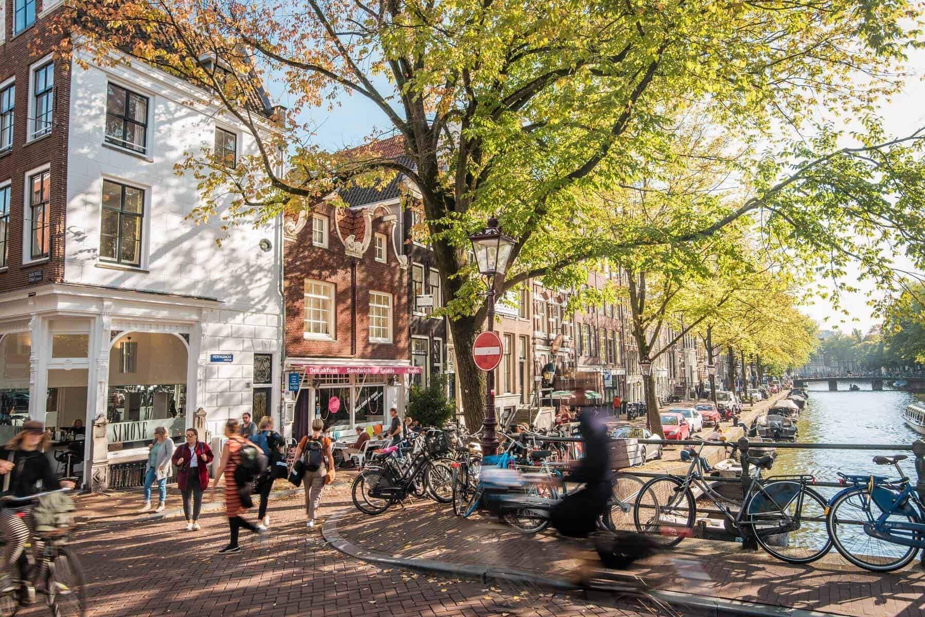 Amsterdam kanalrundfart