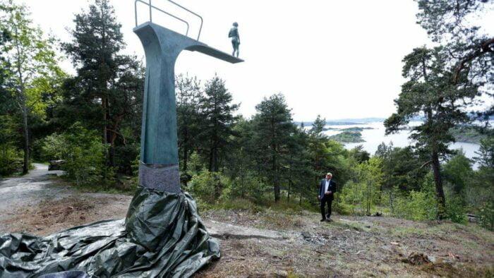 Ekebergparken Oslo Norge