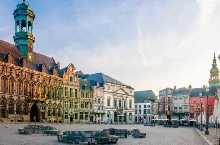 Mons, Belgien