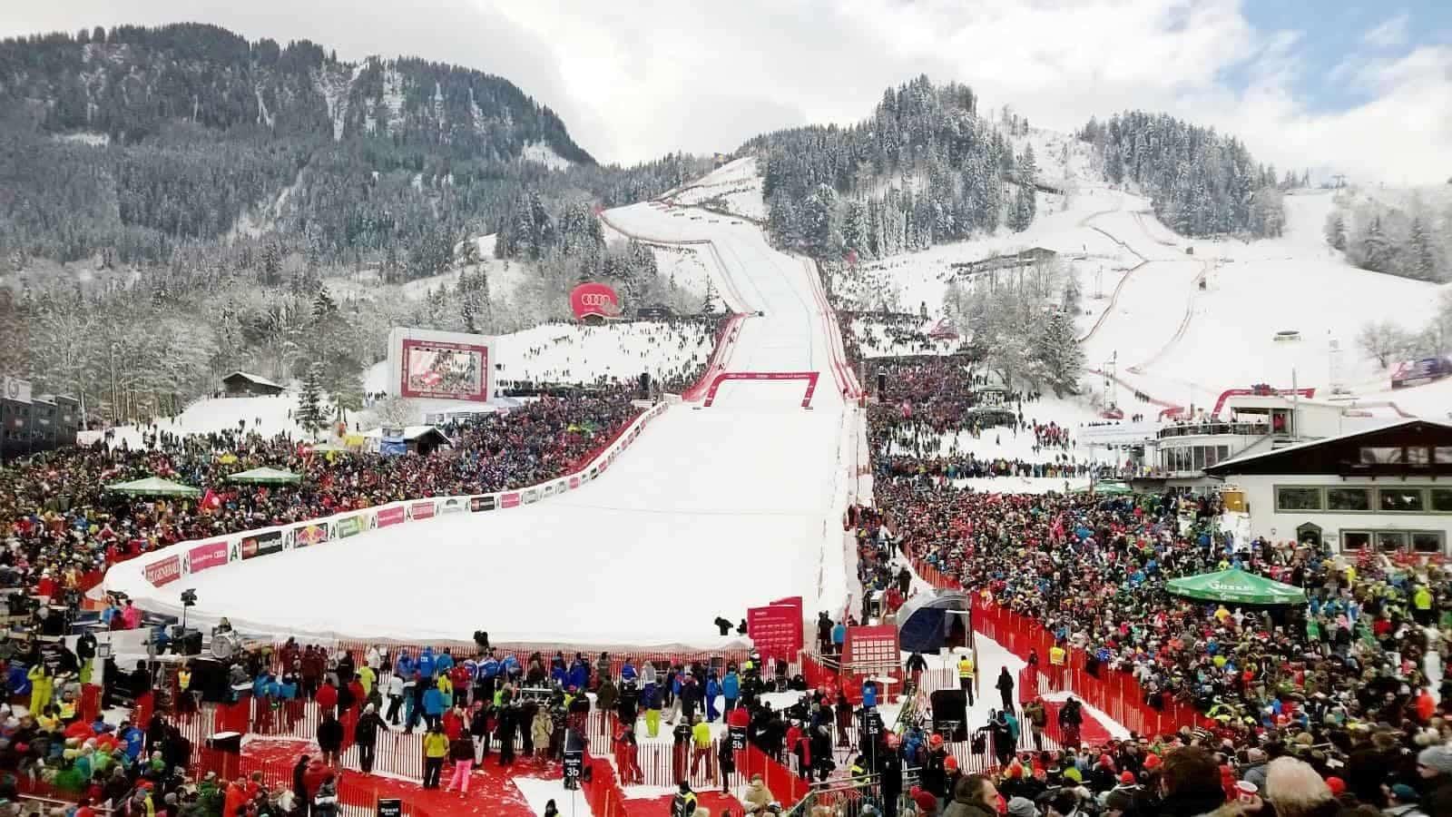 Hahnenkammrennen 2019 afholdes 21.01.-27.01.