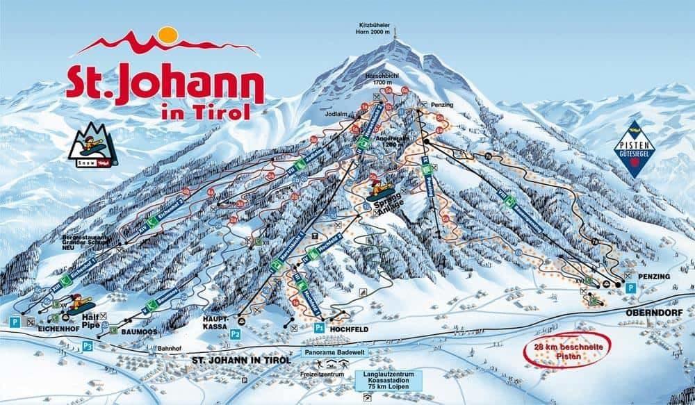 St. Johann skiområde