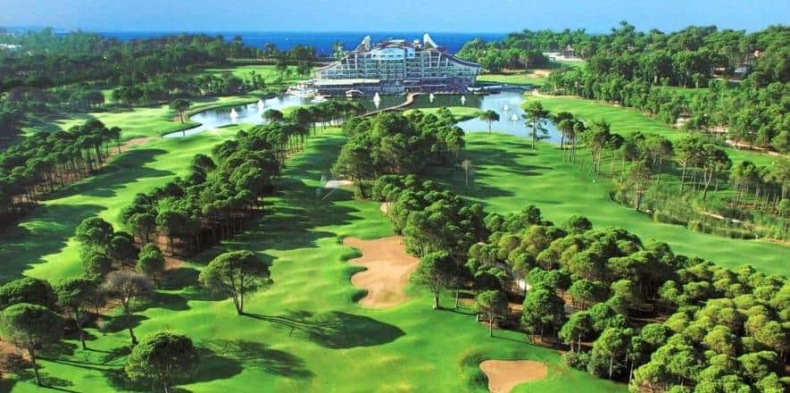 Sueno_Golf_Club i Belek Tyrkiet