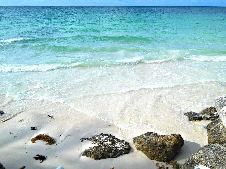 nassau beach bahamas