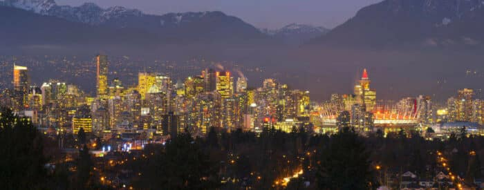 Canada. Vancouver