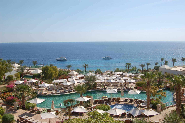 Luksushotel i Sharm el Sheikh til få penge, Egypten