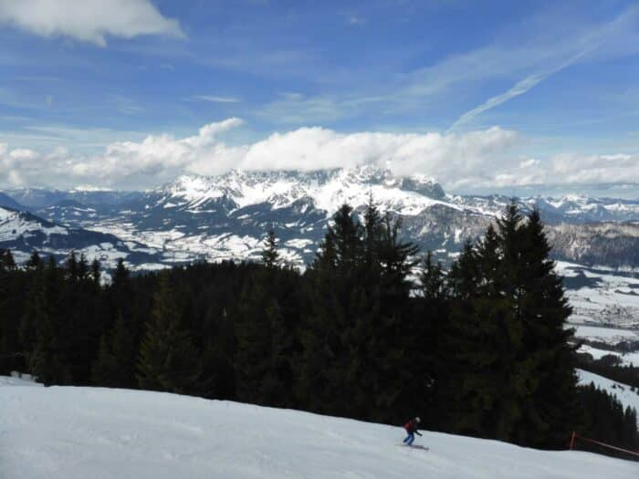 St. Johann påske skiløb