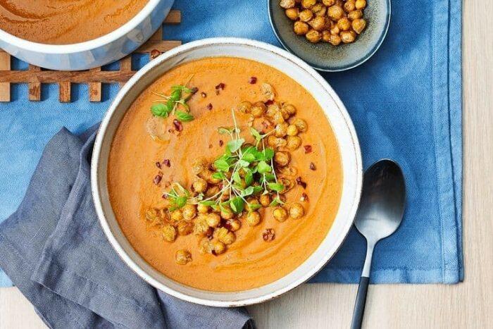 tyrkisk kigærte suppe