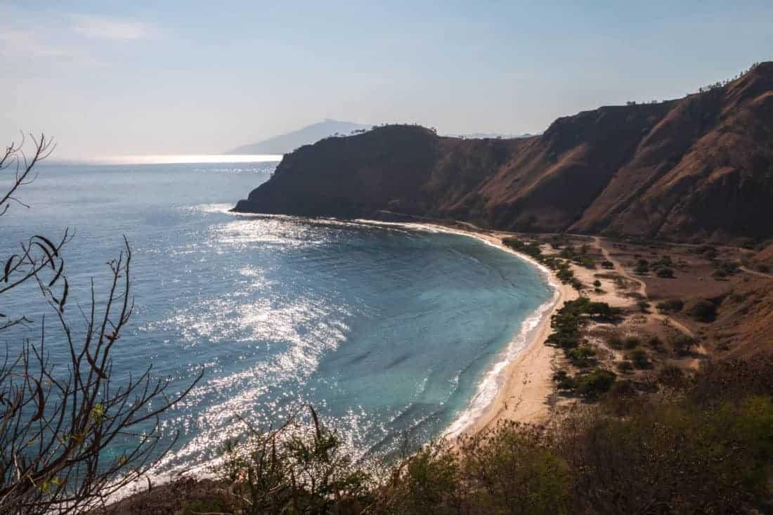 East Timor strand, Asiens mindste lande