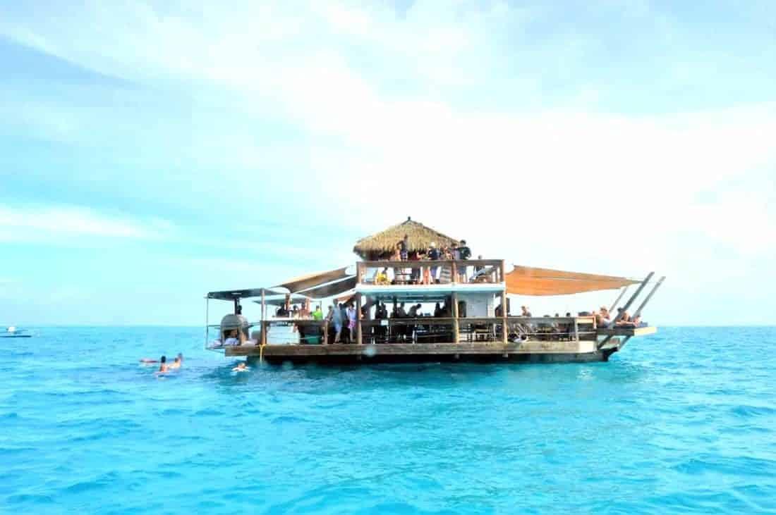 Fiji øhop: Mamanucas