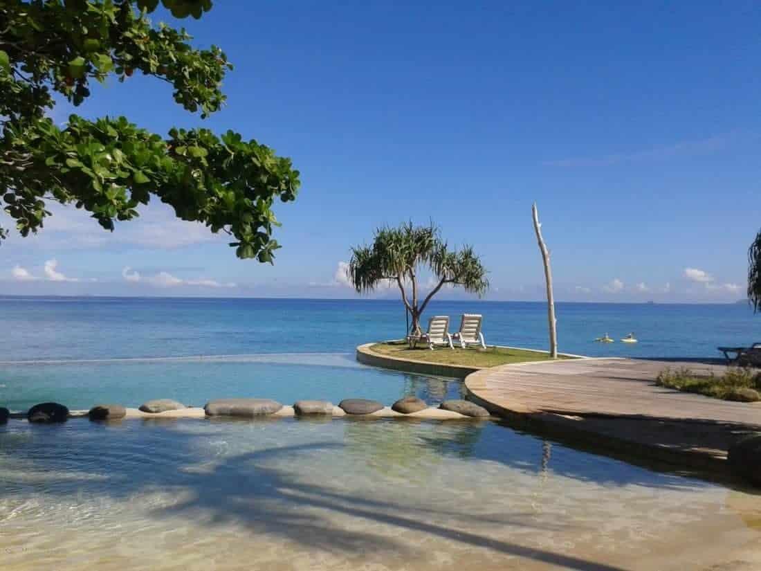Treassure Island Resort i Mamanuca