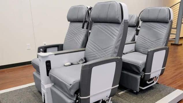 bedre flysæder hos Singapore Airlines