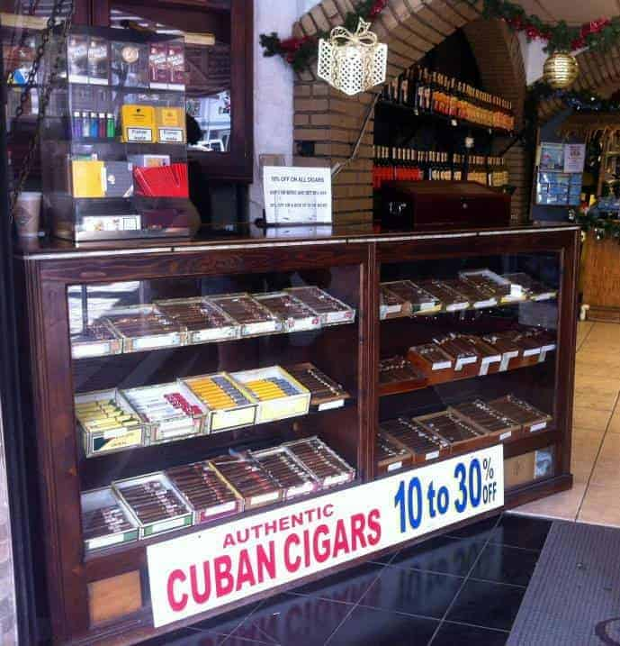 Florida cruise 1. Cubanske cigarer
