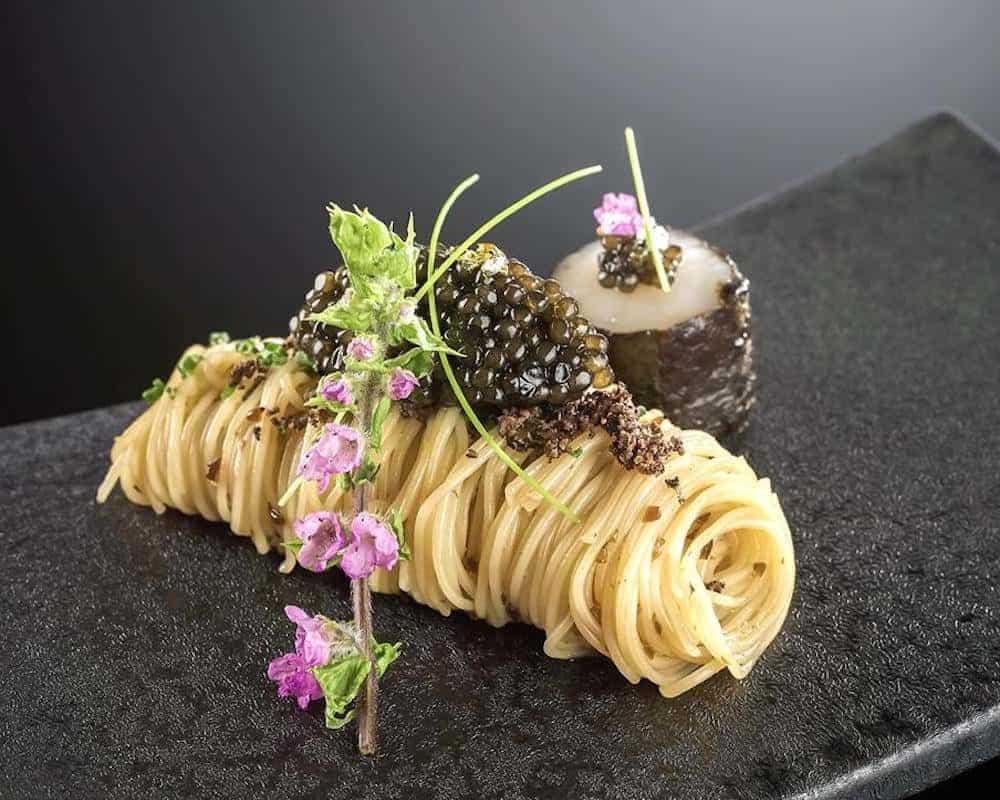 Les-Amis singapore, pasta