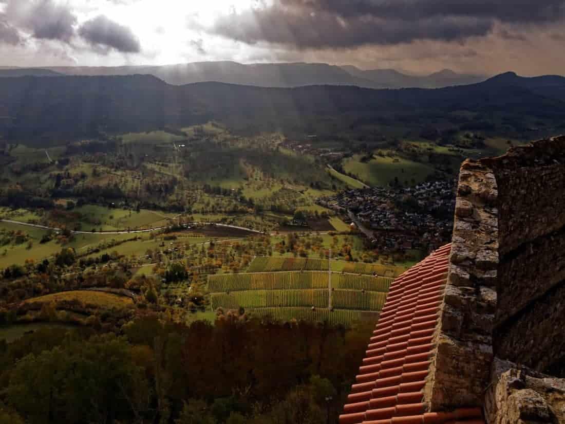 Schawabische Alp