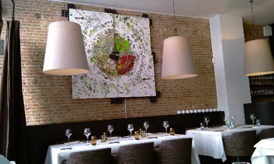 alexandre restaurant i Bruxelles