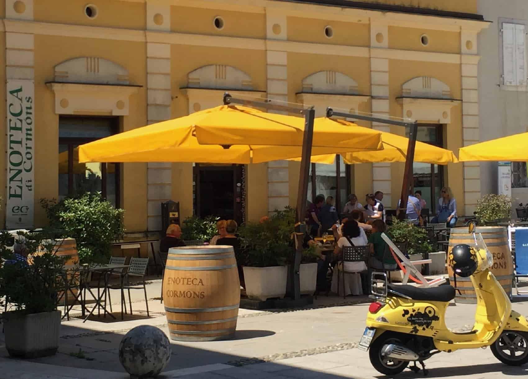 Enoteca de Cormons in Friuli