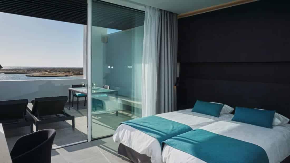 Club La Santa - room with a view