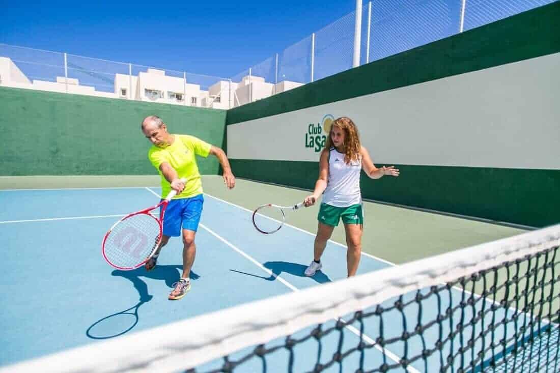 La santa tennis instruction_25166379216_o